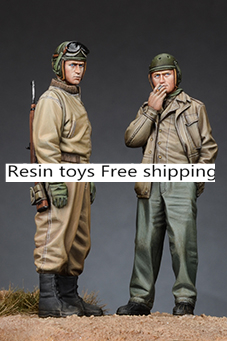 pre order-Resin toys  35192 US Tank Crew SetFree shippingpre order-Resin toys  35192 US Tank Crew SetFree shipping