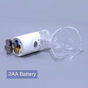 Covid 19 Portable Nebulizer Handheld Medical equipment Asthma portatil inhaler Atomizer
