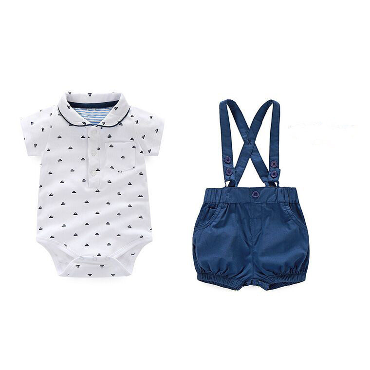 Komplety wypoczynkowe dla dzieci odzież dla dzieci baby boy suit - Odzież dla niemowląt - Zdjęcie 3
