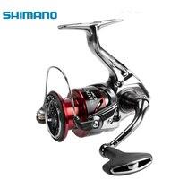 SHIMANO STRADIC CI4 + оригинальный 1000 1000HG 2500 2500HG C3000 C3000HG 4000 4000HG спиннинг HAGANE шестерни Рыболовная катушка для удочки SALTWATER