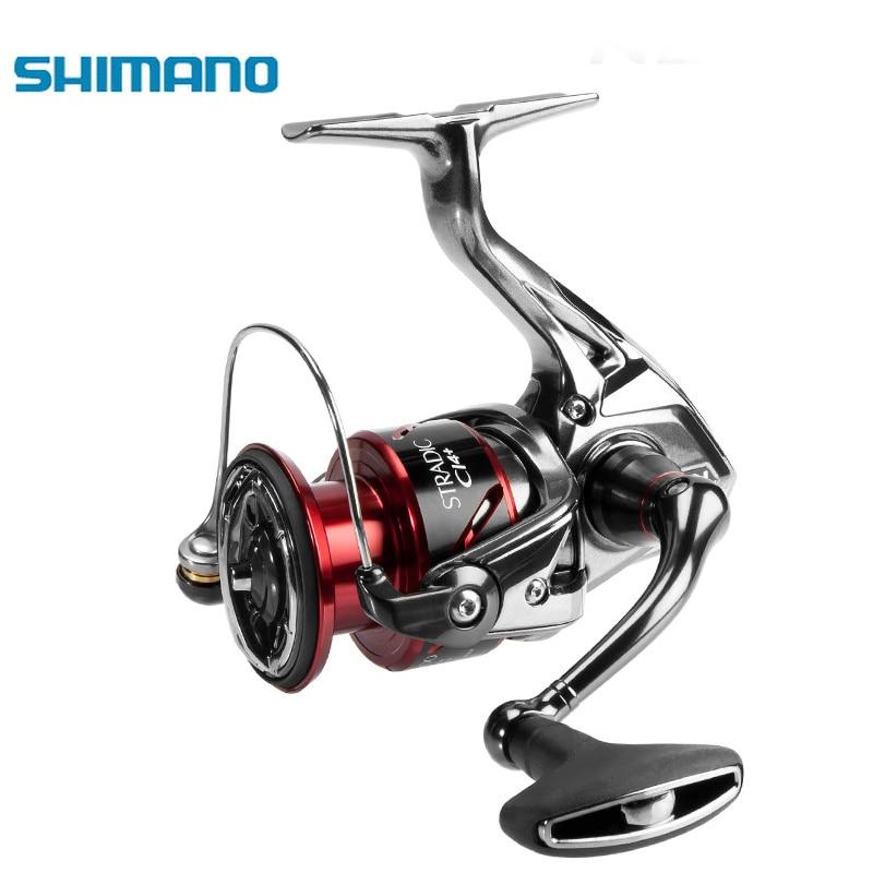 SHIMANO STRADIC CI4 + Original 1000 1000HG 2500 2500HG C3000 C3000HG 4000 4000HG HAGANE ENGRENAGEM Girando Carretel de Pesca De Água Salgada