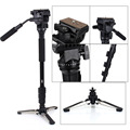 Three-Dimensional Holder of Hydraulic Holder SLR Photography Stand Alone DV Camera Self-time Alone