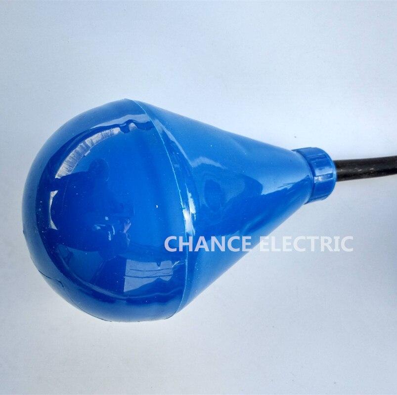 Interrupteur à flotteur 5 m Type de câble contrôleur de niveau d'eau liquide à bille pour capteurs de débit de M15-5 de réservoir - 4