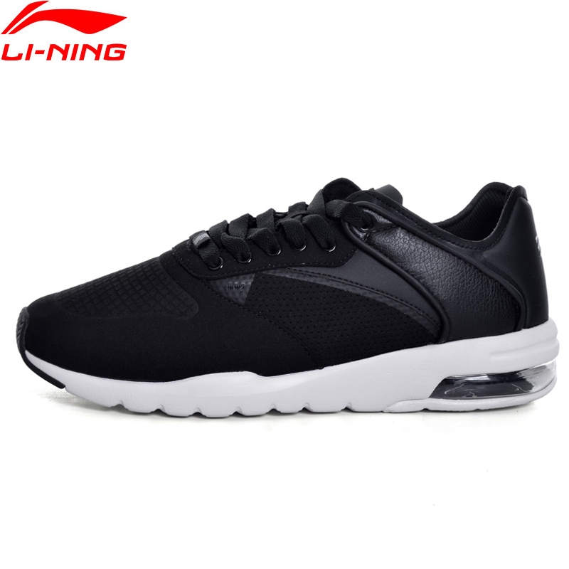Li-Ning Men Sport Walking Shoes Fitness C Sneakers TPU Support Stability LiNing Sneakers Sports Shoes GLKM121 YXB113 li ning original men s professional basketball shoes wade sixth man high sport shoes sneakers zapatos de baloncesto abal013
