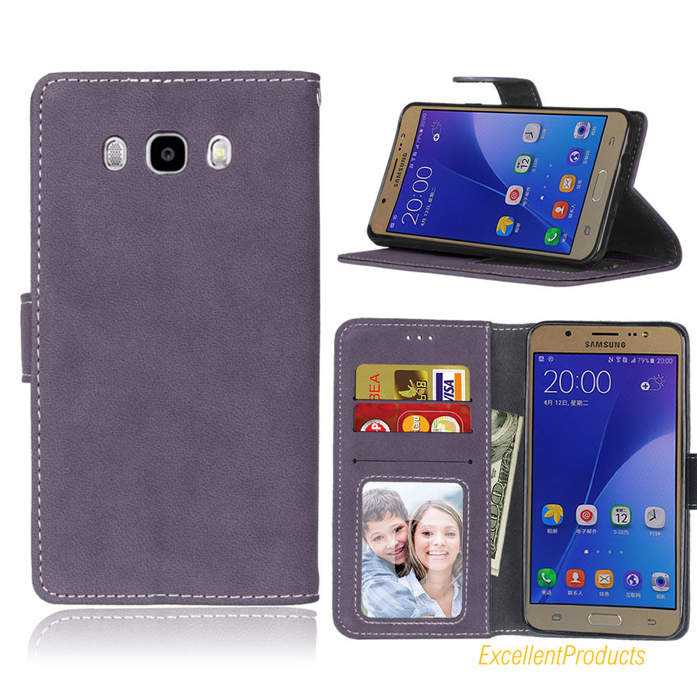 Phone Case For Samsung J710 J7 2016 Cover For Samsung J710 J7 2016 Retro Scrub Holster P ...