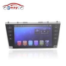 "Ücretsiz kargo 9 ""araba Radyo Toyota Camry AURION V40 için 2006 2007 2008 2009 2010 ile 2011 android 6.0 Araba DVD GPS 1G RAM 16G ROM"
