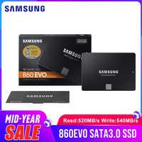 SAMSUNG 860 EVO Internal SSD 250GB 500GB 1TB 2TB 4TB Solid State Disk HD Hard Drive SATA3 2.5 for Laptop Desktop PC