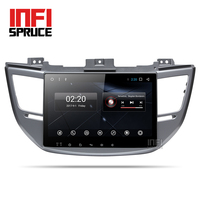 New Android 7 1 Car Dvd For Hyundai Tucson Ix35 2016 2017 With Octa Core Radio