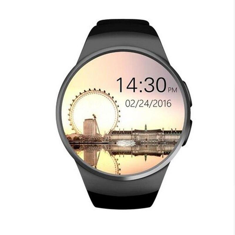 Genuine Grezoo KW18 Bluetooth smart watch full screen Support SIM TF Card Smartwatch Phone Heart