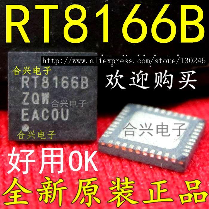 1pcs/lot RT8166B RT81668 RT8166BZQW QFN-40