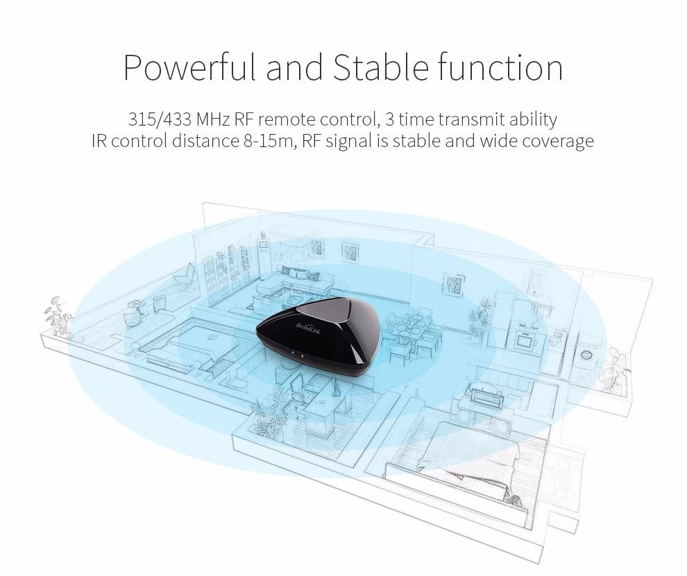 Broadlink RM Pro RM3 2018 Nouvelle Version RM Mini 3 Universel Intelligent IR + RF + Wifi À Distance Contrôleur Pour Ios Android Smart Home 20