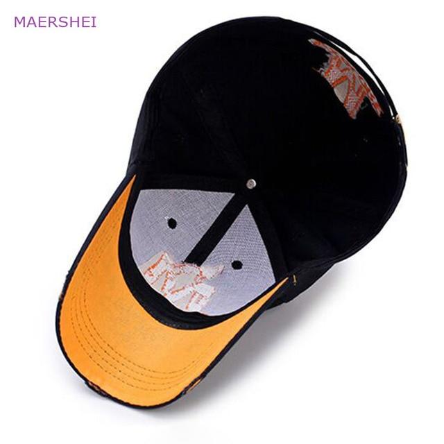 Embroidered Baseball Cap  4