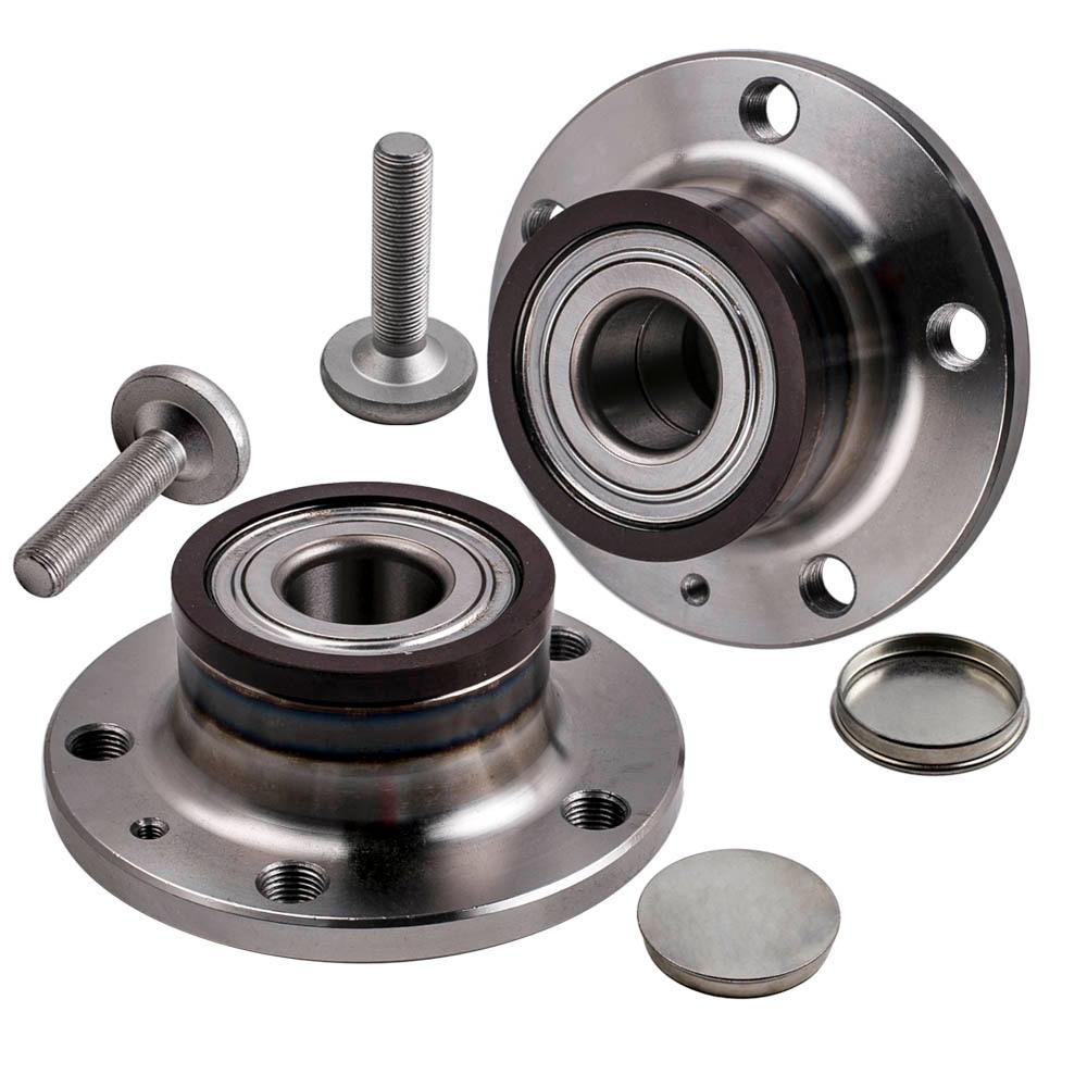 For Audi Q3 Vw Golf Mk Vi Skoda Superb Rear Wheel Bearing Kit Estate Fuse Box Hub Assembly 2pcs 1t0598611 1t0598611b In Hubs Bearings From Automobiles