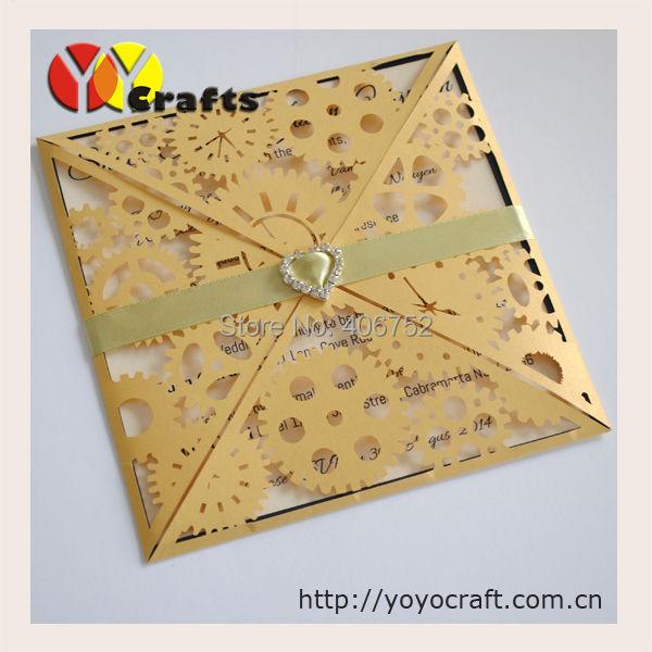 Unique gear creative design business feature invitation card – Unique Birthday Card Design