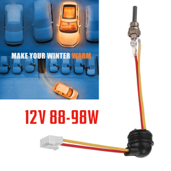 12V 88W-98W Auto Car Truck Boat Parking Heater Ceramic Pin Glow Plug For Air for Diesel Parking Heater Parts