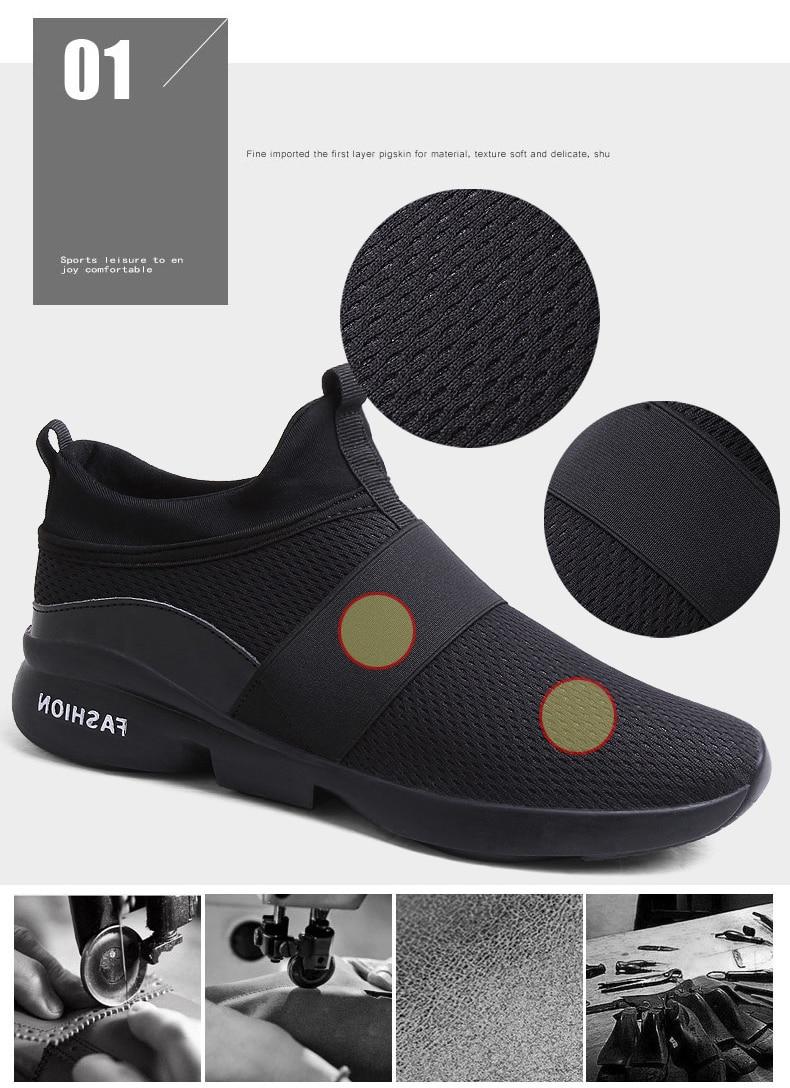 HTB1LeV9egaH3KVjSZFjq6AFWpXak Damyuan New Fashion Men Women Flyweather Comfortable Breathable Non-leather Casual Light Size 46 Sport Mesh Jogging Shoes