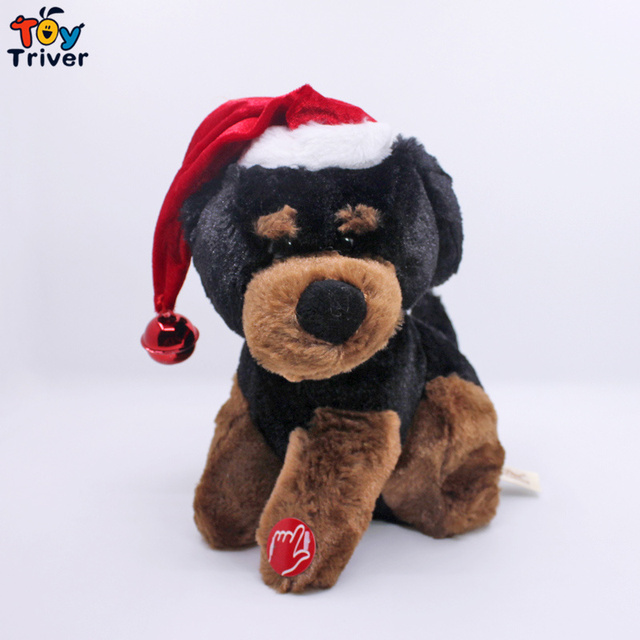 25cm Plush Electronic Singing Dancing Dog Pet Toy Baby