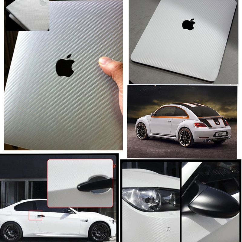 Cmxcm D Carbon Fiber Vinyl Car Wrap Sheet Roll Film Car - Car decals designcheap carbon vinyl sticker buy quality carbon time directly from