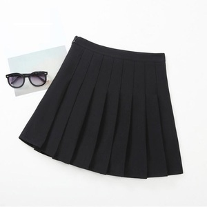 Image 3 - 2 14 Y School Childrens Skirt Kids Pleated Skirt Toddlers Philabeg Baby Toddler Teenage Clothes Big Girls A Line Skirts JW3937A