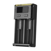 Фотография New Nitecore Intellicharger i2 Li-ion/NiMH Universal Battery Charger US/AU/EU