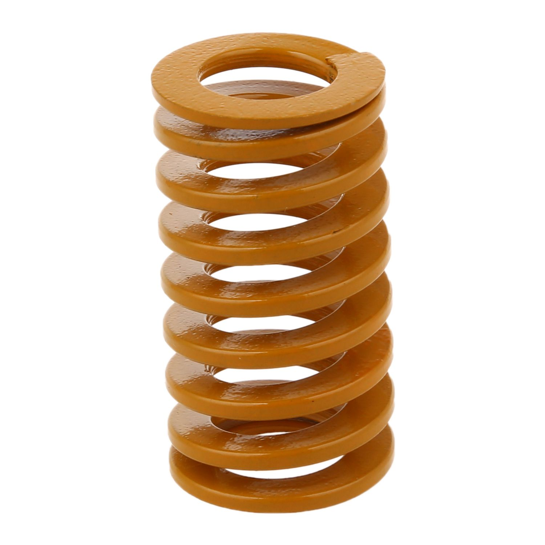 20mm x 10mm x 35mm Spiral metal presses compression spring spiral spring free shipping 10pcs 22mm x 11mm x 50mm spiral metal stamping compression die spring