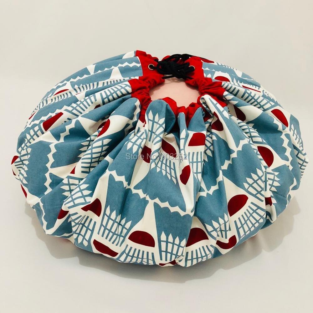 4 стиля INS модели Футбол бадминтон якорь Фламинго большие сумки для хранения игрушек мешок можно использовать как ковер подвесной мешок