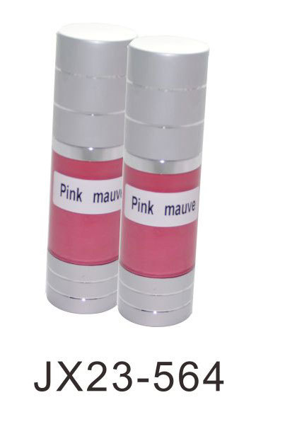 2Pcs 60ml/bottle Pink Mauve Vacuum Sterile Permanent Makeup Pigment Cosmetic Tattoo Ink For Eyebrows Eyeliner Tattoo Supply