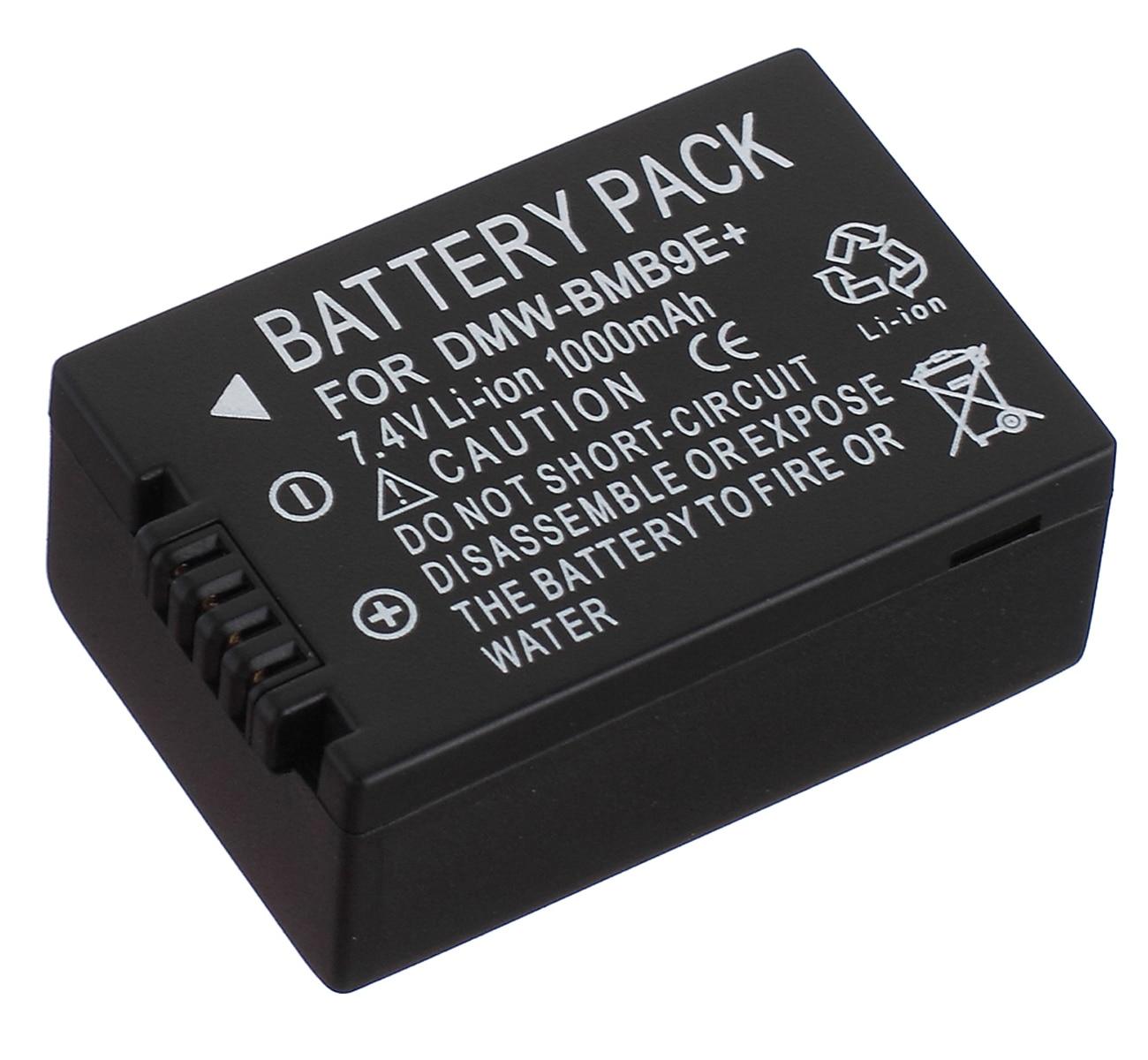 Перезаряжаемые литий-ионный Батарея пакет для Leica BC-DC9, BPDC9, BP-DC9, BP-DC9E/U, BP-DC9 E/U, BP-DC9-E, BP-DC9-U, BP-DC9U - Цвет: 1x DMW-BMB9 Battery