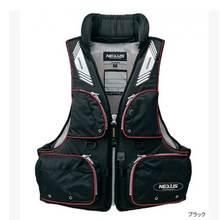 men fishing vest Buoyancy Windproof  Fly Fishing Vest Life Clothing Vest Detachable Breathable Lifejacket  Aid Sailing