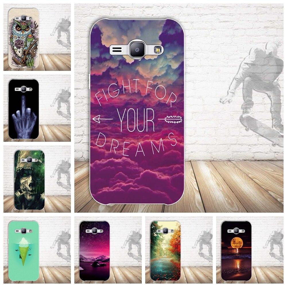 ᐅPara Samsung Galaxy J1 Ace J110 casos TPU suave cubierta de ...