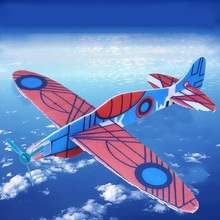 Fantastic 12 Flying Glider Planes Aeroplane Party Bag Fillers Childrens Kids Toys Game Prizes Gift Model
