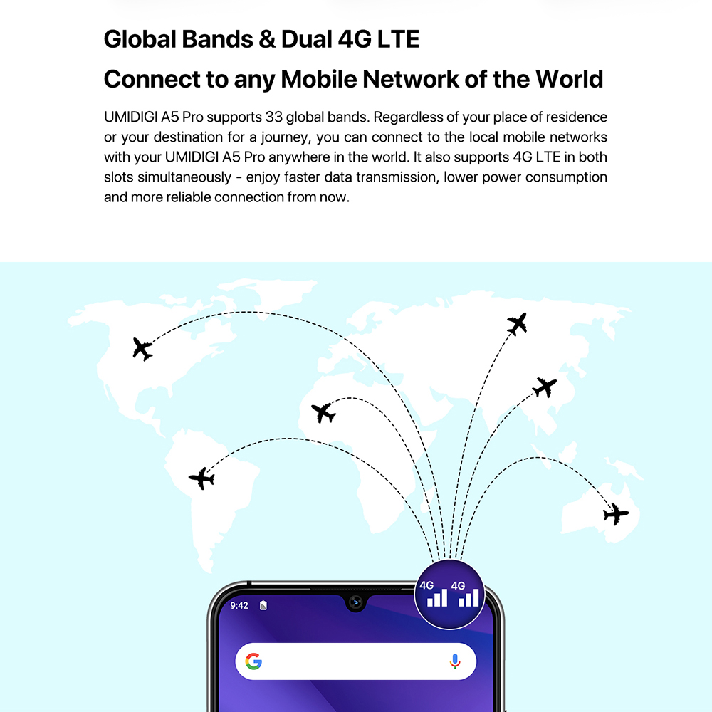 "HTB1LeYKb2Bj uVjSZFpq6A0SXXaa UMIDIGI A5 Pro Android 9.0 Octa-core 6.3"" Mobile Phone 16MP Triple Camera 4150mAh 4+32GB Global LTE 4G Fingerprint Smartphone"