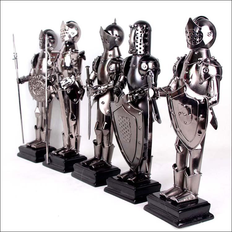 27cm Height Metal Ancient Greek/Roman Warrior Armor Model Creative Home Decration Western Style Aircraft Gift moralia – roman questions – greek question – greek