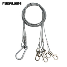 buy suspension kit and get free shipping on aliexpress  free shipping 4strip bag suspension kit stainless steel hang rope hook galvanized steel cable hanging