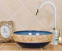 Кухонный кран горячей и холодной кран Овощи блюдо краны смеситель для мойки Позолоченный кран вращающихся смеситель для раковины белый ванной кран
