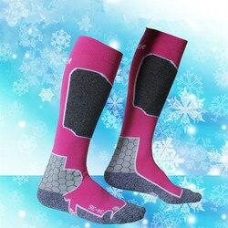 2017 new winter women thermal ski socks cotton sports snowboard skiing camping hiking socks thermosocks leg.jpg 250x250