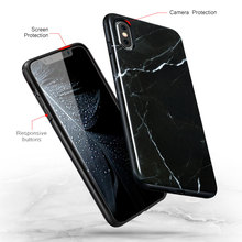 ESR Soft TPU Marble Pattern Case for iPhone X/Xs