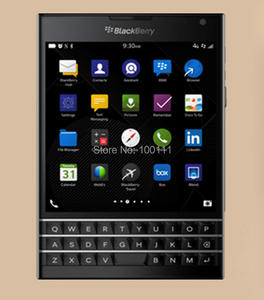 Blackberry Snapdragon 801 Original Passport Q30 32GB GSM/WCDMA Nfc Qwerty Keyboard Quad Core