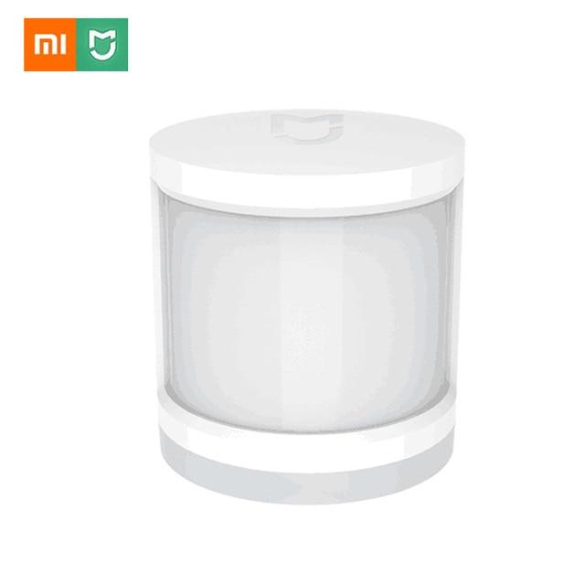 Xiao mi mi jia czujnik ludzkie ciało mi czujnik ruchu ZigBee wersja inteligentnego domu podnośnik dla mi domu APP Wireless połączenia