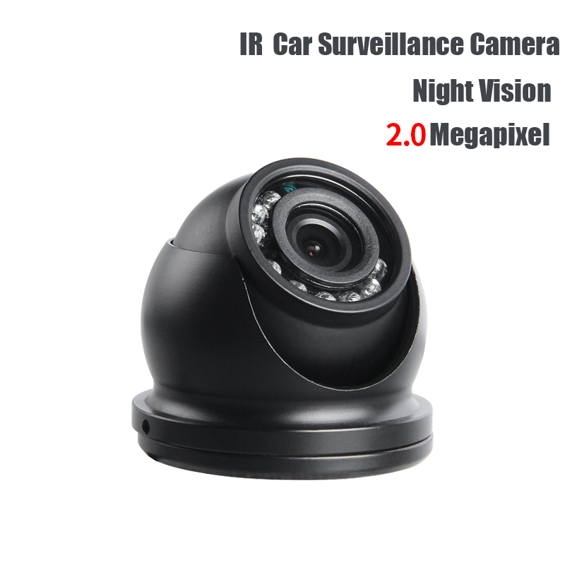 AHD 2.0MP Mini Camera IR Night Vision Indoor PAL 3.6mm BNC/AV/Aviation for Truck Car School Bus Boat Surveillance Free Shipping truck diagnostic tool t71 for heavy truck and bus work on vehicles which compliance with j1939 j1587 1708 protocol free shipping