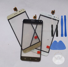 BLUBOO XFire 2 Front Panel Touch Glass Lens Digitizer Screen XFire2 Original Parts  Free Shipping with Tracking Number