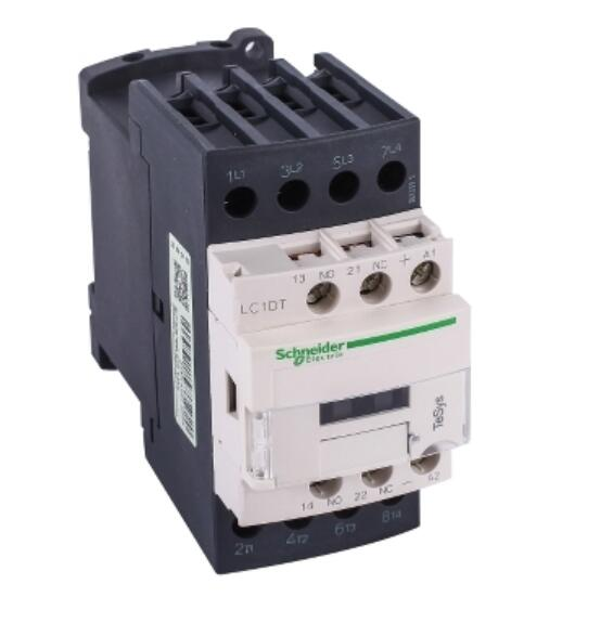 LC1DT32FD LC1DT32FDC TeSys D contactor - 4P(4 NO) - <font><b>AC</b></font>-1 - <= 440 <font><b>V</b></font> <font><b>32</b></font> A - 110 <font><b>V</b></font> <font><b>DC</b></font> standard coil image