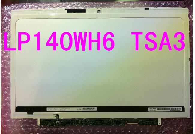 14.0 LED FOR FUJITSU U772 HP Folio 9470m screen LP140WH6 TSA2 LP140WH6 TSA3