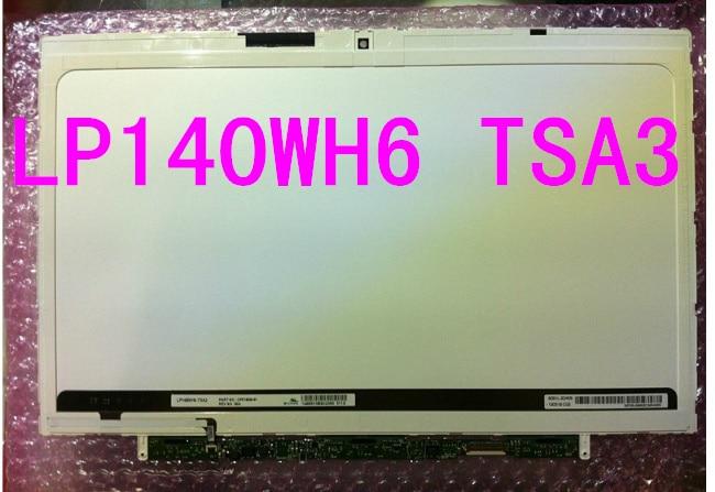 14,0 LED para FUJITSU U772 HP Folio 9470 M pantalla LP140WH6 TSA2 LP140WH6 TSA3