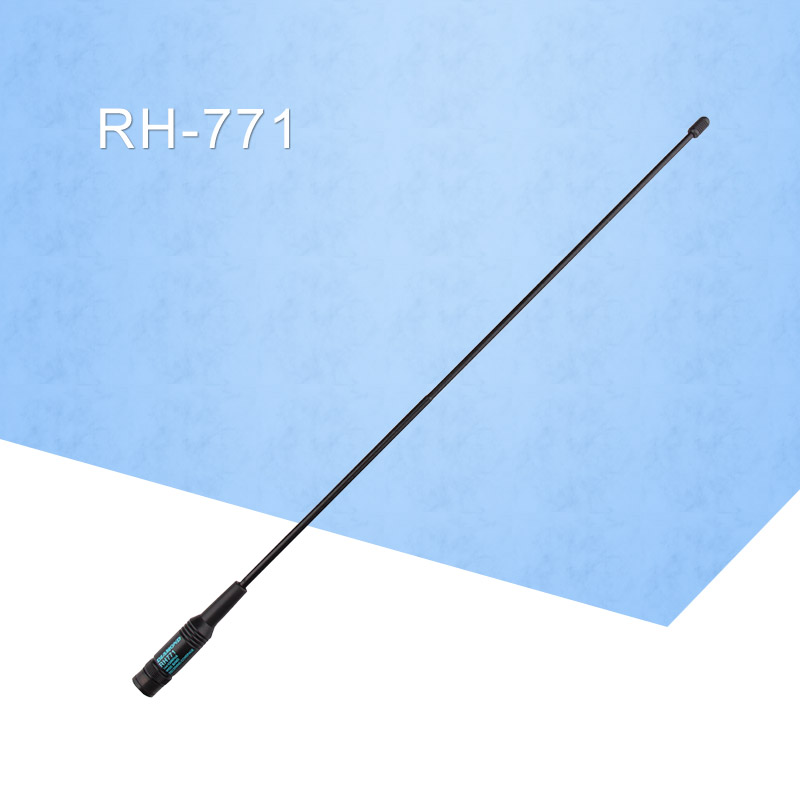 General Diamond RH-771 144/430MHz SMA-M Antenna For BaoFeng /Kenwood /Wouxun /TYT /Puxing Handheld Two Way Radio Walkie Talkie