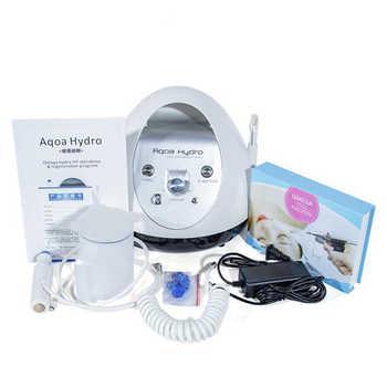 Facial Sprayer Oxygen Machine Water Oxygen Facial Beauty Equipment SPA Deep Cleaning Oxygen Meter Facial Moisturizing Machine