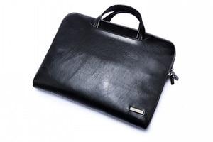 "Image 2 - 2020 marka Lisen PU skórzana torebka torba na laptopa 11 "",13"",15 "",15.6 cala, teczka przenośna KUMON Case dla MacBook Air,Pro,Dropship"