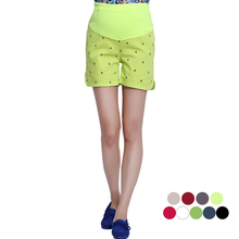 Fashion maternity shorts women pants trousers for pregnant,Best abdominal design
