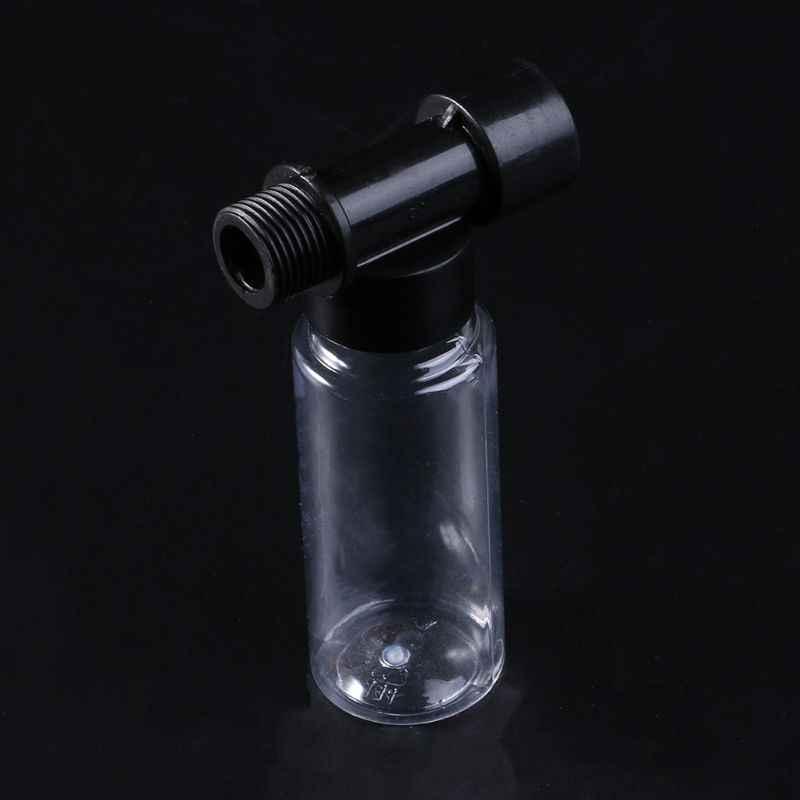 76 ML Auto Wassen Sproeier Foam Cup Auto Schoonmaakmiddel Fles Bubble Container Cup Fles Water Schuim Spuitpistool Cup accesssory