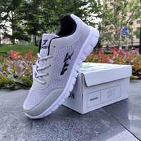 New Men Designer Sneakers Rubber Shoes Men Breathable Men Vulcanize Shoes Male Air Mesh Krasovki Shoes Mans Footwear Large Sizes